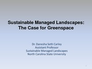 CARLEY Sustainable Landscapes