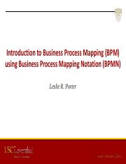 Business Process Mapping-10-15-14