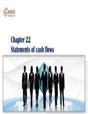 60 Introduction to cash flow statements