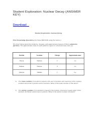 Student Exploration- Star Spectra (ANSWER KEY).docx ...
