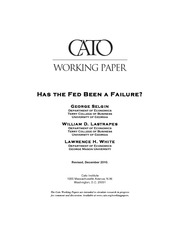 271709011-Has-the-FED-Been-a-Failure-pdf