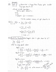 Lecture 5 Notes 2