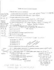 MATH 1102 2.1 In-class Practice WS