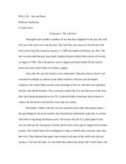 essay about democracy