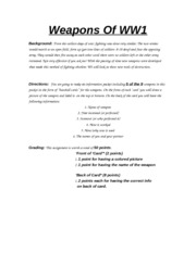 WW1_Weapons_packet