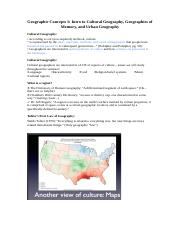 Geographic Concepts Iect2.docx