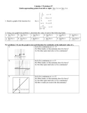worksheet7