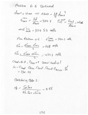MATH 1111 Finite Difference Notes