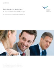 Gentry et al 2007 Empathy In The Workplace - leadership.pdf