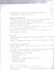 PSYCH 118 - conditions notes