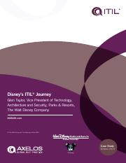 itil case study itil implementation Implementation of itil in a moroccan company: the case of incident management process  (our case study) is a large company with a .