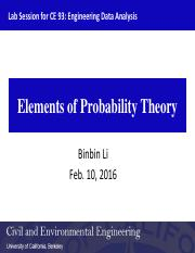 Lab3_Elements of Probability