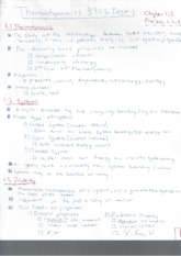 Thermo Test #1 Review Notes.pdf