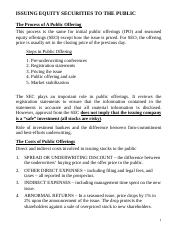 Lecture 8 - Offering Securities to Public.pdf