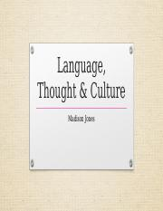 Language, Thought & Culture.pptx