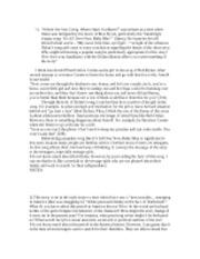 Week 10 – Discussion Questions – Petrarch; Machiavelli; Native America; De La Cruz