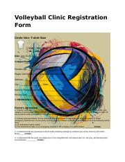 Volleyball Clinic Registration Form.docx