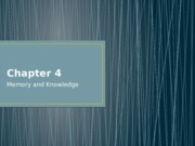 Ch 4_Memory and Knowledge_WEB(1)