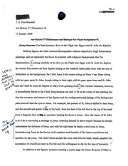 ART HIST 57 biblical figures essay