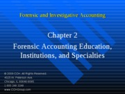 4Ed_CCH_Forensic_Investigative_Accounting_Ch02