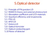 Chapter5-optical-detector
