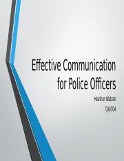 Effective communication for police officers.pptx