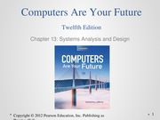 cayf12e_Chp 13 - Systems Analysis and Design