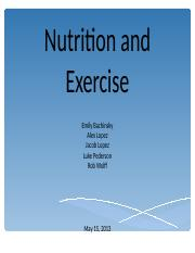nutrition_exercise_presentation