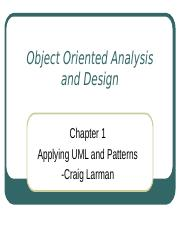 Larman Chapter 1.ppt