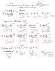 sum and difference formulas for sine and cosine worksheet pdf