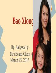 Biography PowerPoint_ Aalyssa Ly, Mrs.Evans.pptx