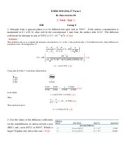 ENER 3030-Exercise-Oct 14--Solution &Marking scheme.pdf