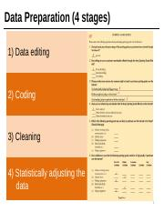 Lecture 5A Fundamentals of Data Analysis Handout