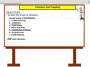 NEW-Coupling-Cohesion