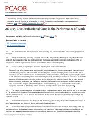 AS 1015_ Due Professional Care in the Performance of Work.pdf