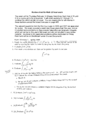 math22review