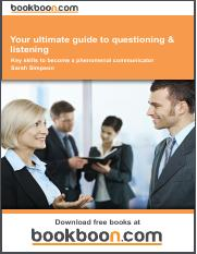 Your ultimate guide to questioning & listening