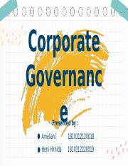 CHAPTER 10 CORPORATE GOVERNANCE.pptx