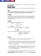 Worksheets Holt Science Spectrum Worksheets holt science spectrum 84 work and energy math skills continued other related materials