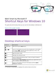 Shortcut-Keys-For-Windows-10.docx