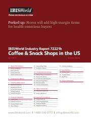 72221B Coffee & Snack Shops in the US Industry Report.pdf