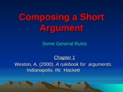 W5-a-composing a short argument