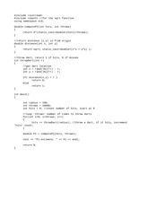 CSCI 2380 Calculating PI with For loops and math