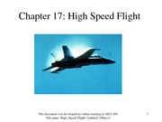 High_Speed_Flight
