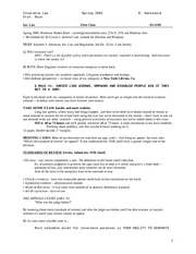 Insurance Law-Notes