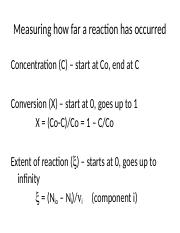 conversion extent of reaction.pptx