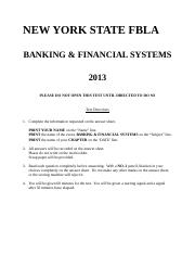 Banking & Financial Systems-written.doc