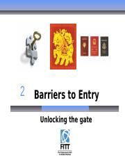 2 -Barriers to Entry.pptx