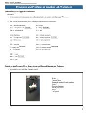 Principles and practices of genetics worksheet complete March.pdf