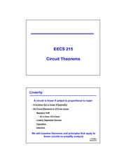 04 - Circuit Theorems